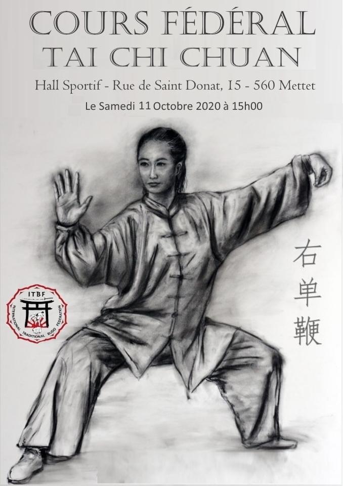 Cours Fédéral Tai Chi